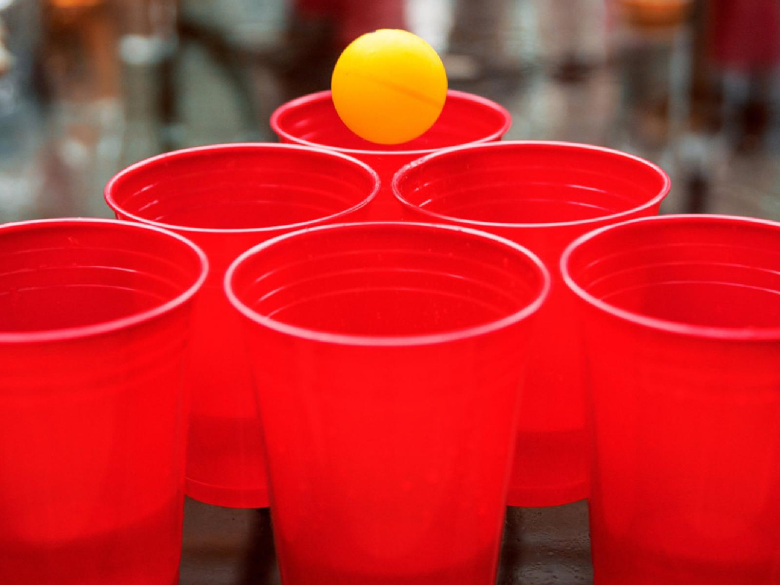 Beer Pong Drinking Game: Rules and Guides