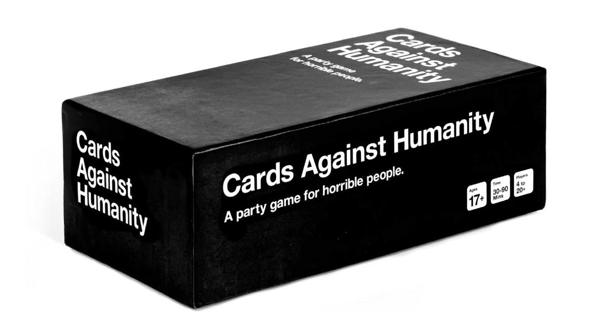 Black Box Cads Games Against DIY The Table Cards Game Party Cards Game for Adult