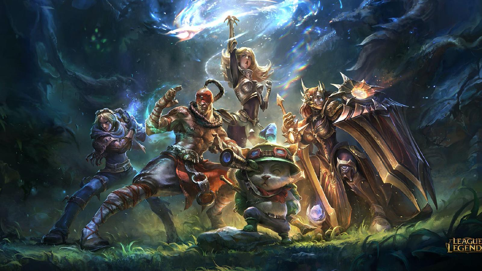 League Of Legend: Viego In 2021